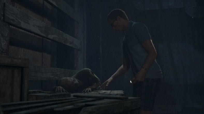 Man of Medan - screenshot