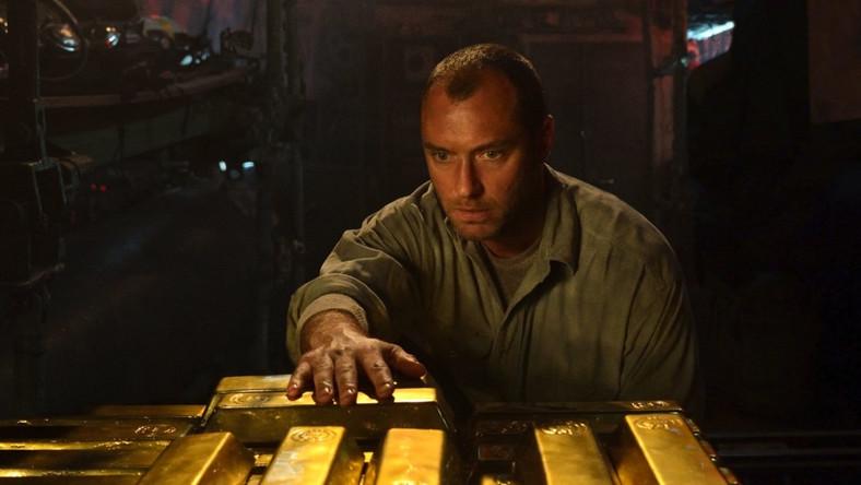 "Jude Law w filmie ""Black Sea"""