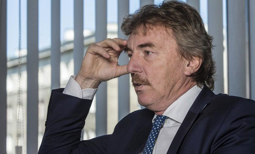 Zbigniew Boniek nie zostanie szefem UEFA. Rywalizację wygra Villar?