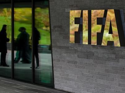 Siedziba FIFA w Zurychu