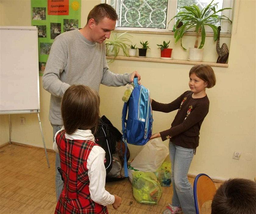 Warszawa, wyprawki, szkoła, rok szkolny, uczniowie, dzieci