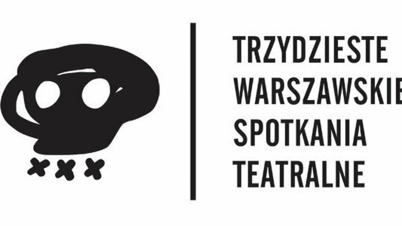 Warszawskie Spotkania Teatralne - plakat