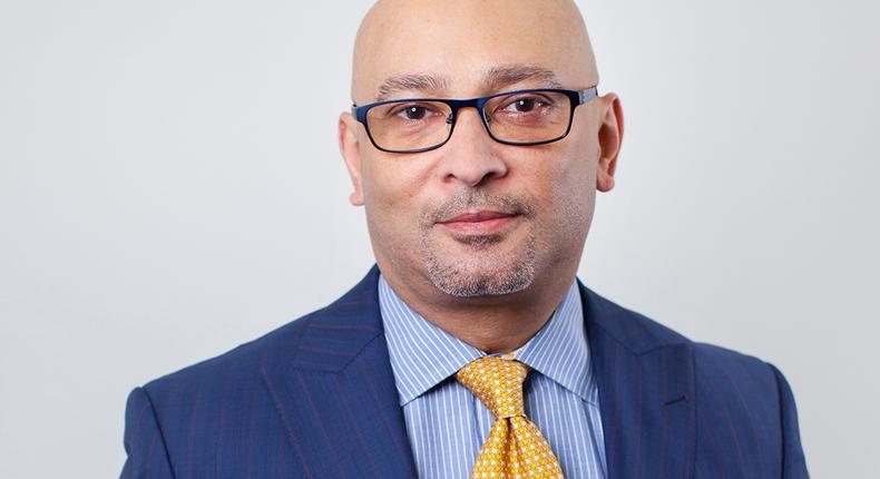 Derek Roga, CEO of EQUIIS Technologies