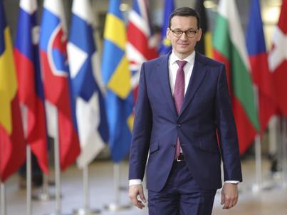 Z nieoficjalnych informacji wynika, że Mateusz Morawiecki opuścił szczyt w Brukseli wcześniej, by wciąć udział w wigilii PiS-u