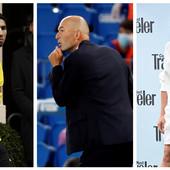 """OD GOTOVOG - INTER! Do juče je bio igrač Reala, upoznao je Zidana i - POBEGAO! Trebalo je da on i njegova prelepa supruga budu """"novi Bekamovi"""" Madrida, ali su skrenuli u Milano"""