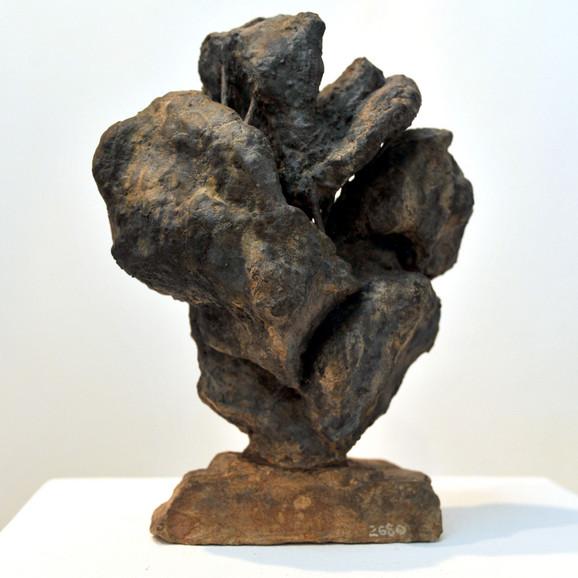 Jedna od skulptura izloženih u Gradskoj galeriji