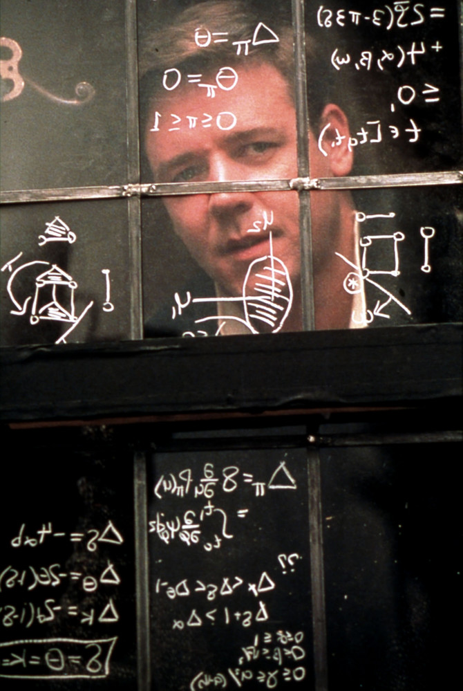 Koja žena nije volela matematiku, uz Rasela je zavolela