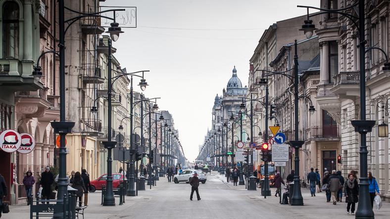 W Łodzi powstaje przewodnik prezentujący detale architektoniczne