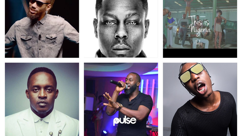 Hear are the 10 best Nigerian rappers of 2018 - Pulse Nigeria