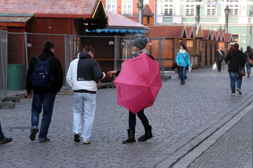 Klub go-go w centrum Wrocławia