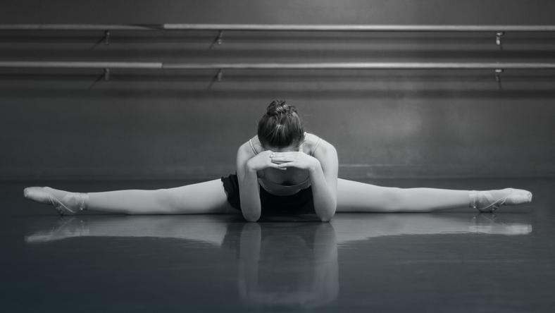 Szokujące nagranie z treningu cheerleaderek