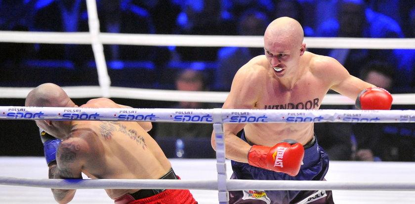 Polski bokser chce walczyć z gwiazdą