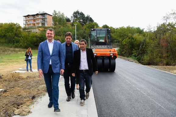 Za ovaj projekat izdvojeno je 115 miliona dinara