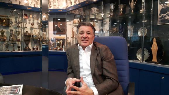 Najbolji fudbalski menadžer na Balkanu: Zdravko Mamić