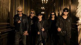 Wyjątkowe emocje podczas koncertu Scorpions w Paryżu