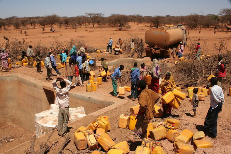 The country is set to experience one of its worst droughts characterised by worsening food shortages, water scarcity and piling pressure on electricity bills
