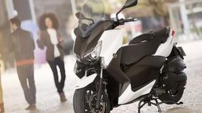 Yamaha X-Max 400 2013 – wygoda z klasą