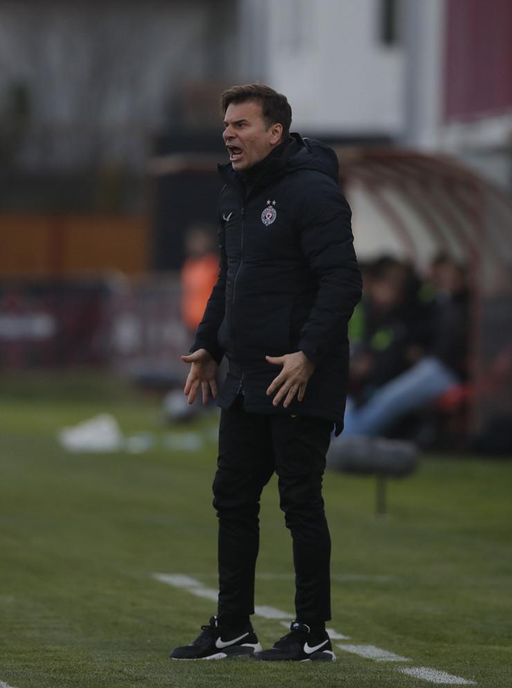 Aleksandar Stanojević, FK Partizan