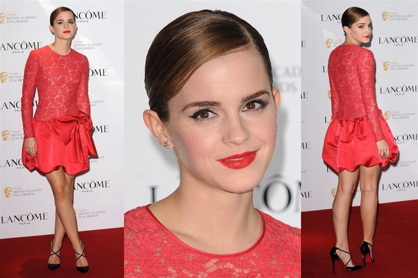 Emma Watson The Bling Ring długie włosy