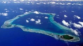 Palmerston - niezwykła wyspa, która przetrwała koniec świata
