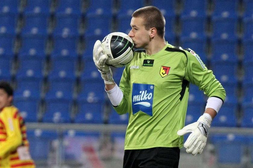 Jagiellonia Białystok wycenia Grzegorza Sandomierskiego na 12 milionów złotych