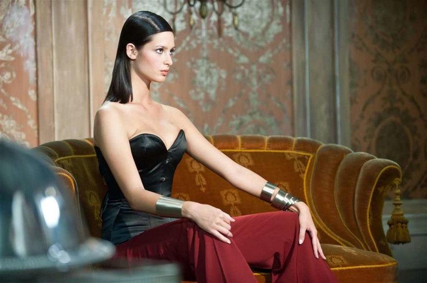 "Lesbijska sesja gwiazdki z ""Top model"""