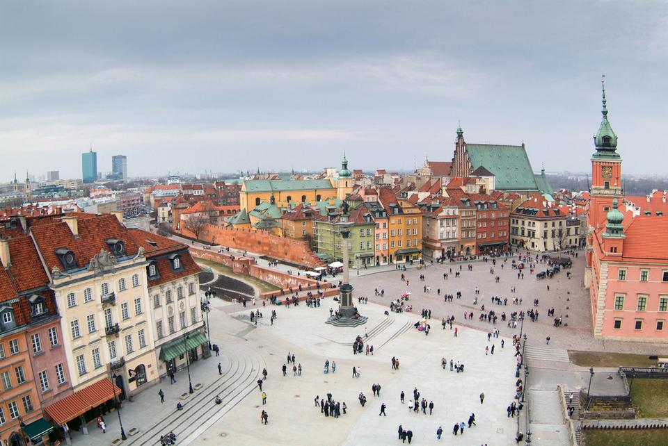 9. Warszawa