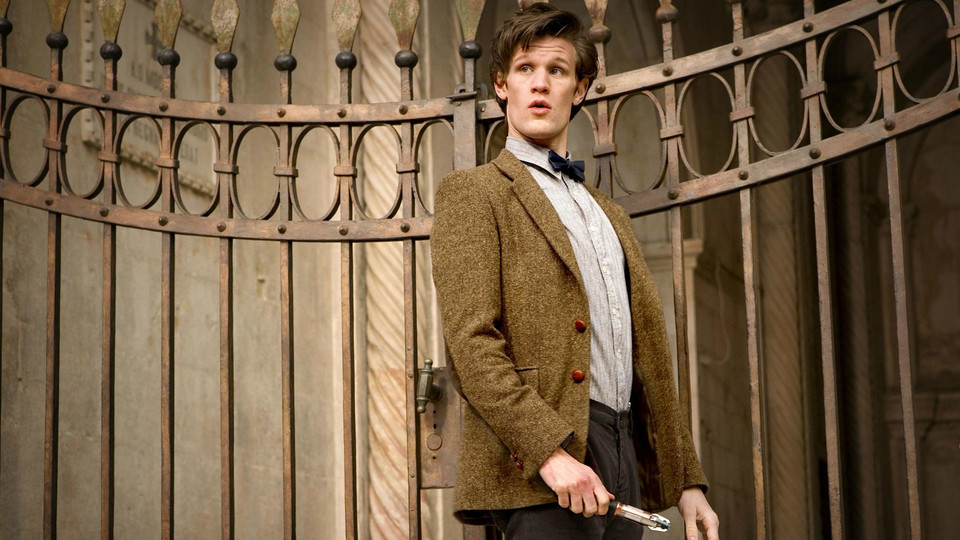 "Matt Smith – ""Doctor Who"""