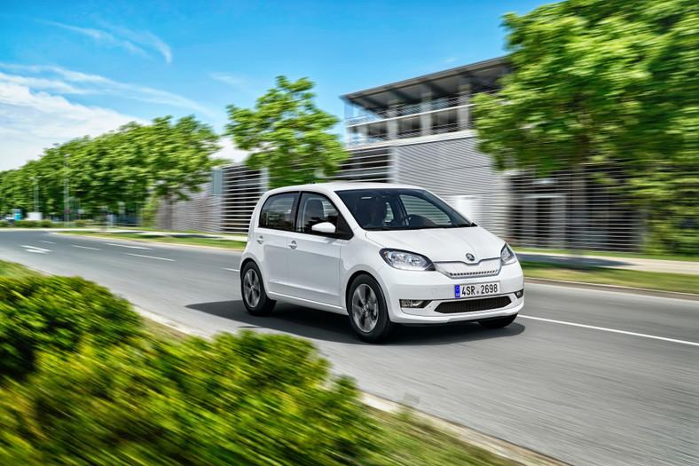 Skoda CitiGo E-iV to najtańszy elektryczny samochód na polskim rynku. Problem w tym, że... nie można go kupić