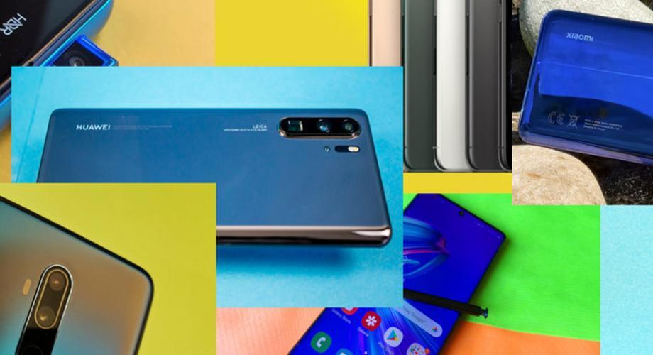 Die besten Smartphones aus allen Kategorien