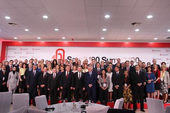 Pre dve godine Samit 100 održan je u Sarajevu