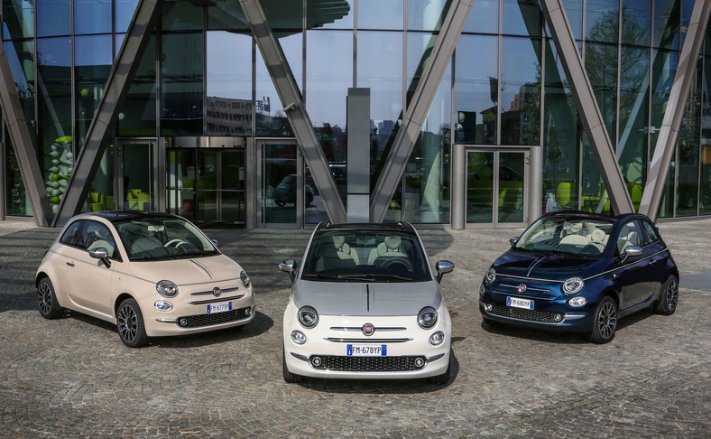 Fiat 500 jest ulubionym miejskim samochodem Niemców. Cieszy się tam ogromnym powodzeniem, pokonując nawet bezpośrednich rodzimych konkurentów. W 2017 roku odnotował najszybszy wzrost udziału w rynku w tym kraju wśród top 10 aut segmentu A
