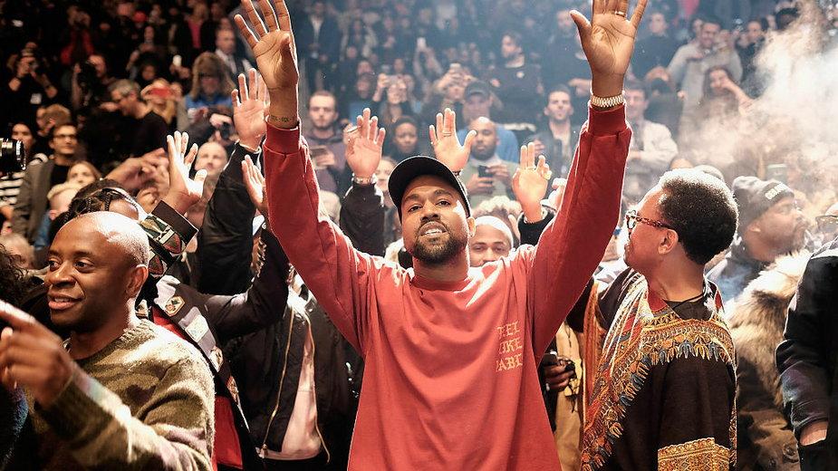 Netflix kupił film dokumentalny o Kanye West za 30 mln dolarów