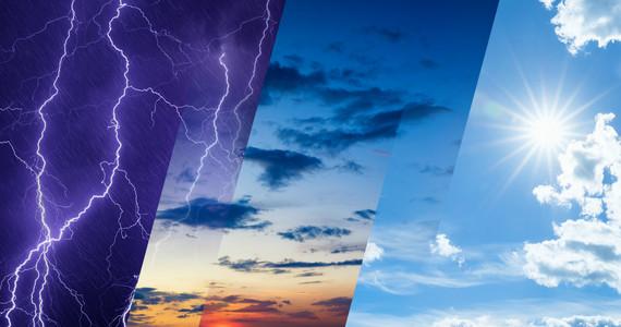 Gdzie jest burza? Gdzie pada deszcz? Mapa pogody online ...