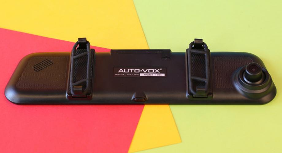 Spiegel-Dashcam im Test: DVR-M6 von Auto-Vox