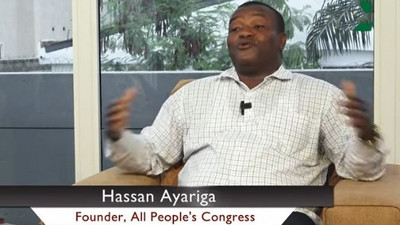 Hassan Ayariga explains why Ghana is likely to have a white president soon (video)