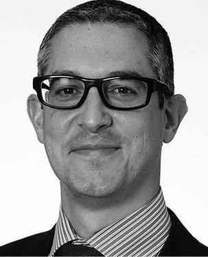 Laurent Pech profesor prawa europejskiego, Middlesex University w Londynie
