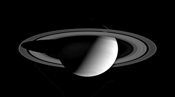 Saturn, foto EPA - NASA
