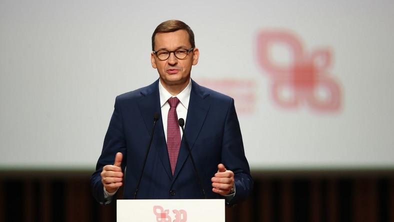 Mateusz Morawiecki PAP/Łukasz Gągulski