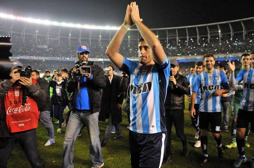 Diego Milito skończył karierę. Dziś głośniej jest jednak o Santiago Fretesie