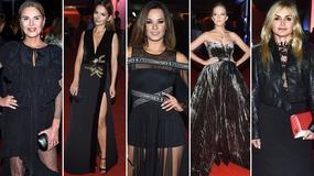 Natalia Szroeder i inne gwiazdy w czarnych kreacjach na salonach. Której najlepiej w czerni?