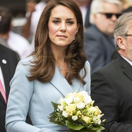 Księżna Kate w świetnej stylizacji podczas wizyty w Luksemburgu