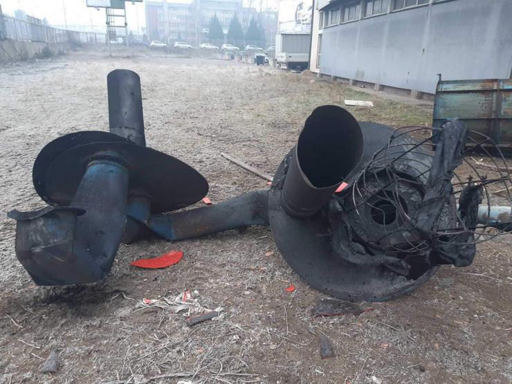 Eksplozija Zenica