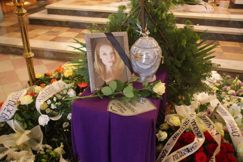 Pogrzeb aktorki odbył się w jej rodzinnym mieście