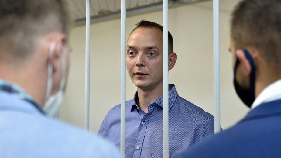 Ivan Safronow - doradca szefa Roskosmosu i dziennikarz został zatrzymany. Jest podejrzany o zdradę stanu