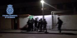 Dwaj niedoszli terroryści samobójcy zatrzymani w Madrycie