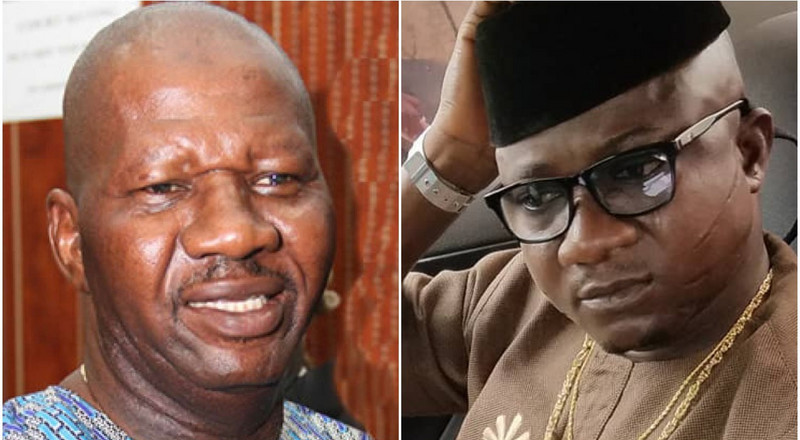 Yoruba actor, Sanyeri praises Baba Suwe for paving way for comic actors