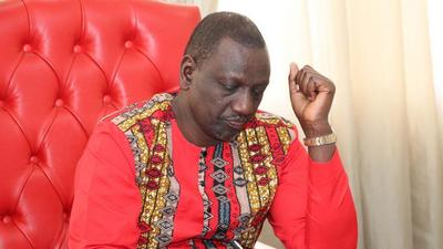 DP Ruto takes on security docket in meeting with Gusii leaders