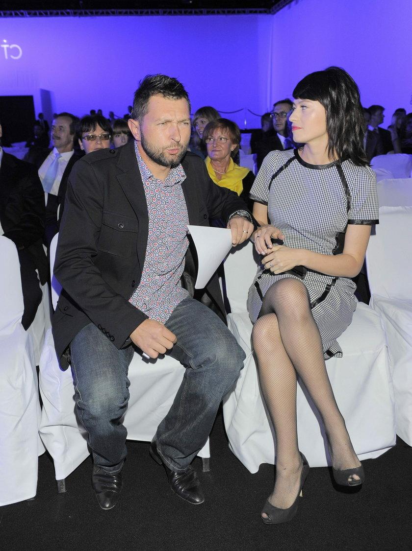 Magdalena Różczka i Michał Marzec