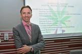 Nebojsa Knezevic tribina o legalizaciji marihuane foto Nenad Mihajlovic